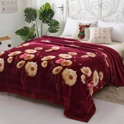 Patura Cocolino - Burgundy Flowers