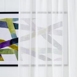 Perdea Imagine, Normandy, 140x245 cm, poliester, crem
