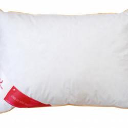Pernă Feeling 50 70x70 cm - Puf de gâscă 50%, pană mică de gâscă 50%