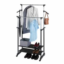 Suport ajustabil pentru haine și încălțăminte Wenko All In