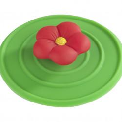 Dop pentru chiuveta/cada, Wenko Flower, silicon
