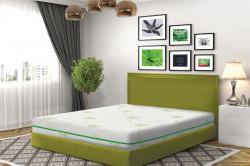 Saltea Green Future COOL Aloe Vera Memory, 90x200 cm