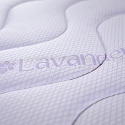 Saltea Lavanda Therapy PLUS, 14+6 Memory Arctic Gel 180x190 cm