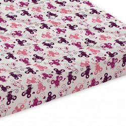 Saltea ortopedica copii Baby Sleepy 70x140 cm, Mouse