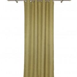 Draperie Mendola Interior, Aral, 140x260 cm, poliester, verde