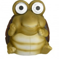 Lampa de gradina Turtle, 11x9.5x12 cm, polistone
