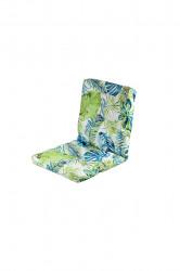 Perna scaun cu spatar, Alcam, Jungle, 90x44x3 cm