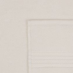 Set 2 prosoape de maini, Hobby, Mira, 50x90 cm, 100% bumbac, crem