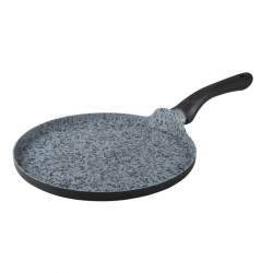 Tigaie pentru clatite Muhler, MR-2682GG, aluminiu/invelis din granit, 26 x 2 cm