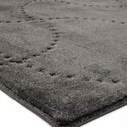 Covor Hampton 963 Ebony, Bedora, 120 x 160 cm, 100% polipropilena, negru