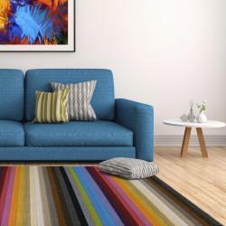 Covor Stark Spectrum, Bedora, 160 x 120 cm, 100% polipropilena, multicolor