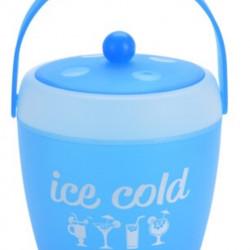Frapiera cu cleste Ice, 1800 ml, polipropilena, albastru