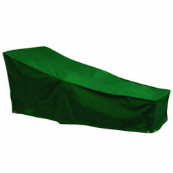 Husa de protectie pentru sezlong Green Jocca, 175 x 76 x 70 cm, tesatura polietilen laminat, verde
