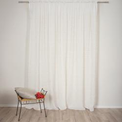 Perdea Mendola Interior, Aciaio, 300x260 cm, poliester, auriu
