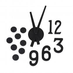 Ceas de perete Jocca, Ø 40 cm, negru
