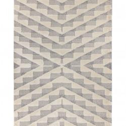 Covor ARIA HAMPTON, 200x290 cm, 100% polipropilena, Gri/Crem