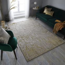 Covor ERIS ARISSA, 160x230 cm, 100% polipropilena, Auriu