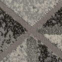 Covor ERIS ZETA, 200x290 cm, 100% polipropilena, Gri