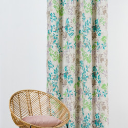 Draperie Mendola Interior, Brigitte, 140x245 cm, poliester, verde