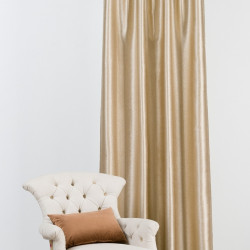 Draperie Mendola Interior, Versaille, 135x245 cm, poliester, bej