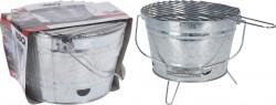 Gratar Bucket, 27x22 cm, zinc