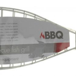 Gratar pentru peste Grill Fish, 42x9 cm, metal
