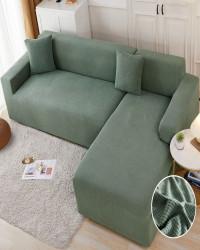 Huse Elastice Cocolino Pentru Coltar, Verde, HEJ-04