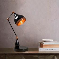 Lampa de birou, Opviq, Yıldo - 7015, E27, 100 W, metal