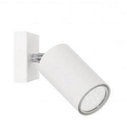 Lampa de perete Lampex, Rolos White, GU10, 40W