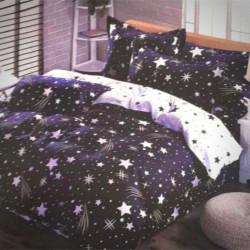 Lenjerie de Pat Finet Satinat, 6 Piese, Constelatie, FNM-54