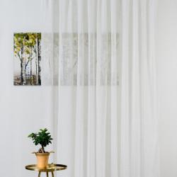 Perdea Mendola Interior, Albiona, 300x260 cm, poliester, crem