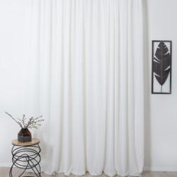 Perdea Mendola Interior, Liana crush, 400x260 cm, poliester, bej
