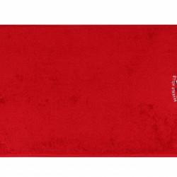 Set 2 prosoape de maini, Beverly Hills Polo Club, 50x90 cm, 100% bumbac, rosu
