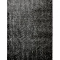 Covor Notos Titanium, Bedora, 160 x 240 cm, 100% poliester, gri inchis