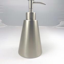 Dozator de sapun Jocca, 310 ml, inox, argintiu