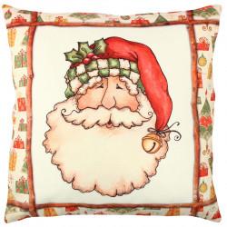 Perna decorativa Santa, Gravel, 43x43 cm, policoton, multicolor
