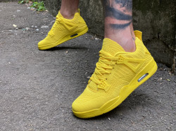 Adidasi AIR Yellow