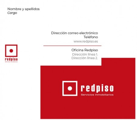 Tarjetas Redpiso Nuevo Diseño imágenes