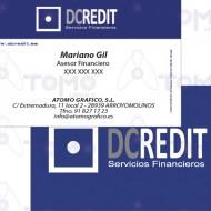 Tarjetas Comerciales - DCREDIT