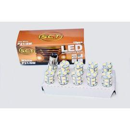 BEC LED P21/5W LED 24V 13x5050 BAY15d SET 10 BUC