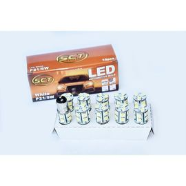 BEC LED P21/5W LED 12V 13x5050 BAY15d SET 10 BUC