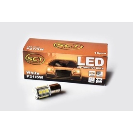 BEC LED P21/5W LED 12V 18x5050 BAY15d SET 10 BUC