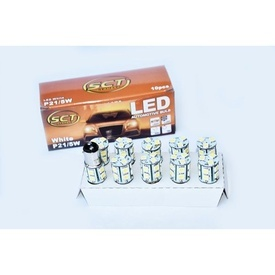 BEC LED P21/5W LED 12V 13x5050 BAY15d SET 10 BUC