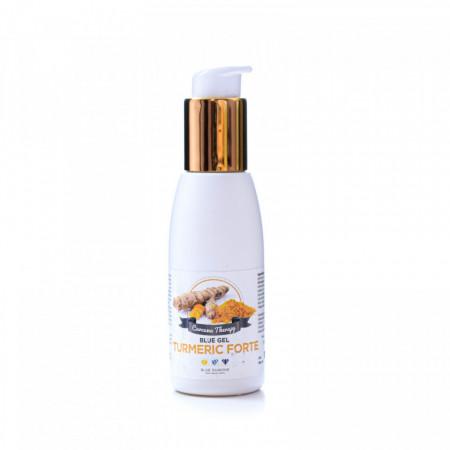 Blue Gel Turmeric FORTE - Gel Antiinflamator - 100 ml