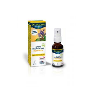 RESPIREA flacon 30ml, Spray pe baza de 7 uleiuri esențiale, suport pentru respiratie