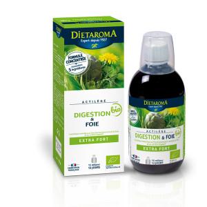ACTILEGE Digestion flacon 200ml, Anghinarea contribuie la functionarea normala a ficatului