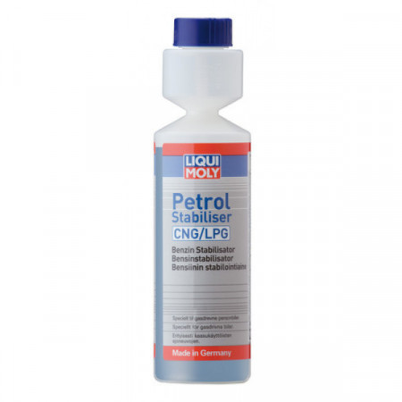 Aditiv benzină Liqui Moly stabilizator CNG/LPG