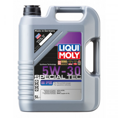 Ulei motor Liqui Moly Special Tec B FE 5W 30 / 5l