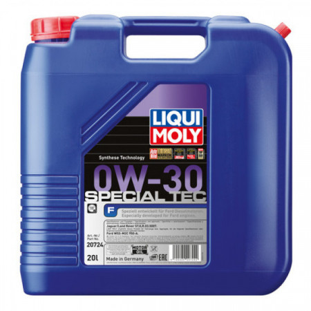 Ulei motor Liqui Moly SPECIAL TEC F 0W-30