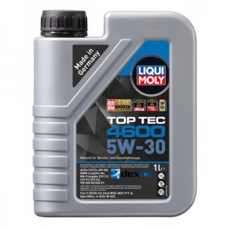 Ulei motor Liqui Moly Top Tec 4600 5W30 (3755) (2315) 1L